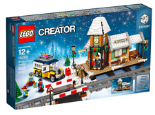 LEGO 10259 WINTER VILLAGE TRAIN STATION 10254 10249 XMAS GIFT TOY RARE 5% OFF!~~