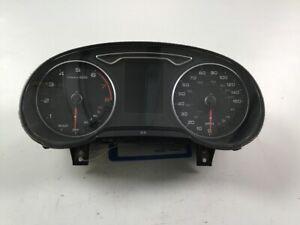 8V0920972J Speedometer Audi A3 Sportback (8VA) 1.4 TFSI 110 Kw 150 HP(05.2014