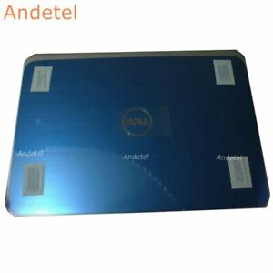 Dell Inspiron 15R 3521 5521 5537 LCD Back Cover Top Case Rear Lid Blue 0DMV4W