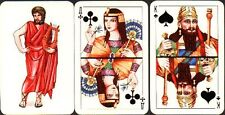 Collectable Russian playing cards. Ancient civilizations