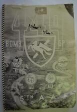 WW2 449th Bomb Group Unit History - AAF Italy