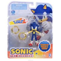 """Sonic the Hedgehog action figure 7,5 см """"Sonic with Rings"""" New Rare in Stock"""