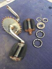 Schwinn Pixie Crank Pedals Crank Hardware And Original Bearings