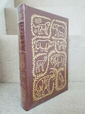 Easton Press THE CLAN OF THE CAVE BEAR Jean M. Auel SIGNED Edition New, Sealed