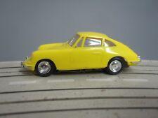 1 Set Felgen mit Gummireifen Porsche Chrom passend für Faller 4835, 513 AMS  A+B