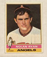 1976 Topps Nolan Ryan California Angels #330 Baseball Card