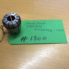 Spring Collet ER40/ESX 17mm