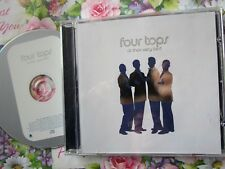 Four Tops ‎– At Their Very Best Label: Universal Music TV ‎– 583 016-2 CD Album