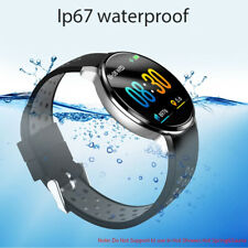 Smart Watch Luxury Waterproof New Heart Rate Pressure Monitor for iOS Android
