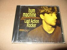 Hum Machine Lat Action Rocker cd 12 tracks 2003 New & Sealed