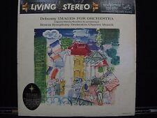 Claude Debussy Debussy Images Barber RCA Victrola Red Seal VICS 1391 Vinyl LP