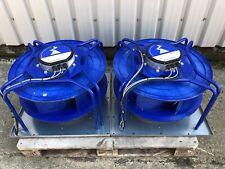 2x Ziehl-Abegg 4.1kw ECBlue Centrifugal Fan cooling ventilation data server hvac