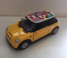 MINI COOPER 1:40 Car NEW Model PULL BACK ACTION Models Metal Miniature