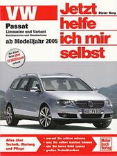 VW PASSAT B6 Typ 3C Reparaturanleitung Jetzt helfe ich mir selbst, Handbuch