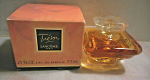 "Lancome Paris ""Tresor"" Eau de Parfume .25 FL.OZ. or 7,5ml. Made in Ffrance"