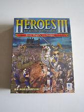 HEROES OF MIGHT AND MAGIC III 3 Italiano Mac RARISSIMO UNICO SU EBAY