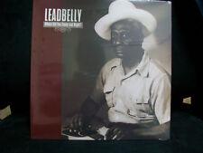 LEADBELLY - Where Did You Sleep Last Night  Vinyl LP BLUES