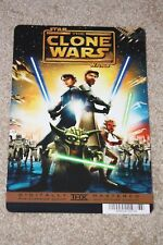 COLLECTIBLE STAR WARS: THE CLONE WARS MINI POSTER