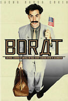 BORAT  DVD - SACHA BARON COHEN -