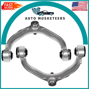 Control Arms Dorman Left & Right Upper & Ball Joint For BMW E70 E72 Pair