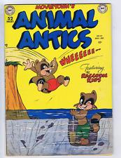 Movietown's Animal Antics #23 DC Pub 1949