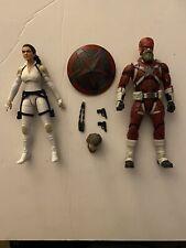 Marvel Legends Red Guardian And Melina