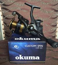 Okuma Custom Spin Csp-40 FD Spinnrolle