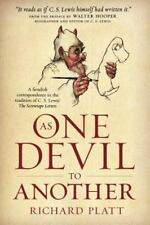 As One Devil to Another: A Fiendish Correspondence in the Tradition of C. S.