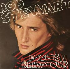 ROD STEWART - Foolish Behaviour (LP) (VG/VG)
