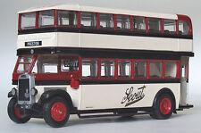 27314 EFE Leyland TD1 Type A Encapsulé Monte-escalier Double Jeu Bus Scout 1:76