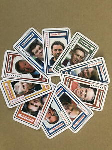 Football Legends - Playing Card Sets - (55 Cards)