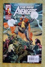 New Avengers #58 (Dec 2009, Marvel) 9.2 NM-