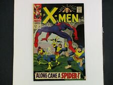 X-MEN #35 **PRIVATE COLLECTION** EXCELLENT  'ALONG CAME A SPIDER'