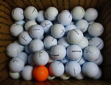 LOT OF 100 USED MAXFLI MIX GOLF BALLS IN AAAA CONDITION