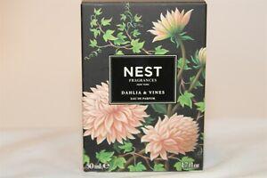 Nest Frangrances NEW Dahlia & Vines Eau De Parfum USA Made 1.7 fl oz