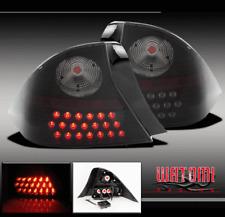 2001-2003 CIVIC 2DR LED ALTEZZA TAIL LIGHTS BLACK/SMOKE