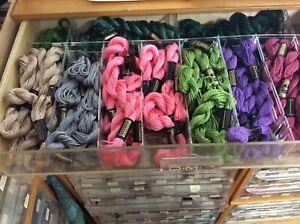 DMC Perle Cotton Size 5 (Ball) & 3 (Skein) CHOOSE YOUR COLOR!