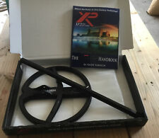 """New listing Xp Deus Large 11"""" Round Waterproof Dd Lf Coil With New Shaft. New"""