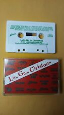 Let'S Go Go Christmas Cassette 1991 Chuck Brown Fred Coots Donny Hathaway Music