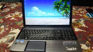 "Toshiba satellite S855-S5251, 15.6"", I5, 12GB, 1TB, Win10, good laptop"