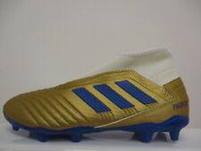 Adidas Predator 19.3 Laceless Homme Fg Football Bottes UK 12 Eur 47.1/3 5342