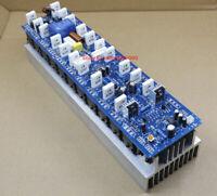 Assembled 1200W Powerful amplifier board / mono amp board with heatsink