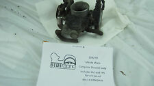 Mazda Miata complete Throttle body, includes IAC and TPS for a 5 speed