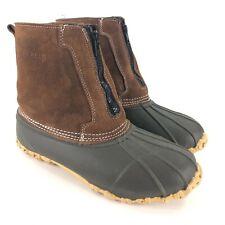 Women's Redhead Suede Thinsulate 200 Gram Duck Boots Sz 9