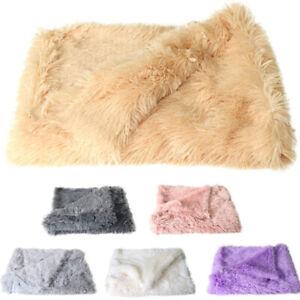 Warm Cat Puppy Plush Pet Blanket Pet Kennel Dog Cushion Mat Pet