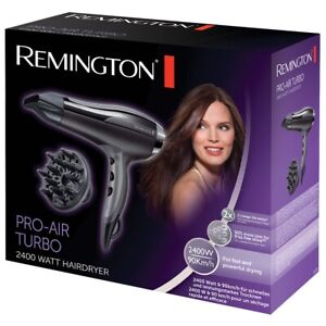 REMINGTON Hairdryer D5220 Pro-Air Turbo Ion Technology Hair Dryer 2400W