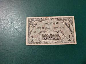 USA Banknote 1 Dollar 1951 !!!!!!!