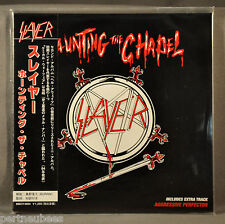 SLAYER Haunting The Chapel +1 JAPAN '04 Orig. Mini LP CD Ltd OBI MBCY-9004 NEW