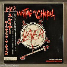 SLAYER Haunting The Chapel +1 JAPAN '04 Orig. Mini LP CD Ltd OBI MBCY-9004 NEW