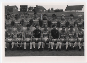 Chesterfield squad photo press 1980's